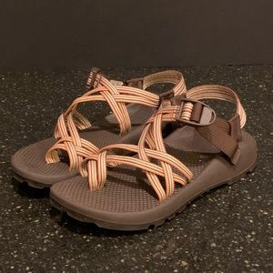 Chaco ZX/2 Double Strap Sandals.  Women's 9